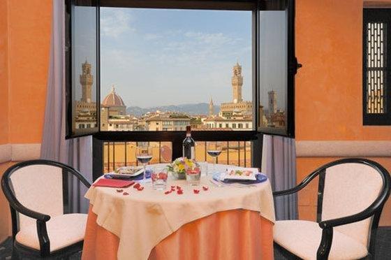 Hotel Pitti Palace al Ponte Vecchio - фото 17