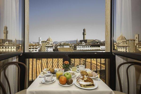 Hotel Pitti Palace al Ponte Vecchio - фото 21