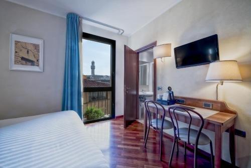 Hotel Pitti Palace al Ponte Vecchio - фото 5