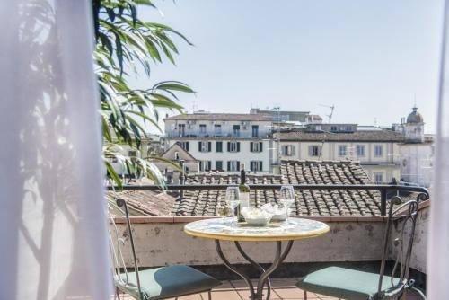Hotel Palazzo Ricasoli - фото 21