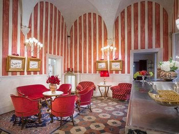 Hotel Palazzo dal Borgo - фото 14