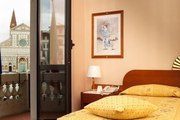 Отель Roma - фото 2