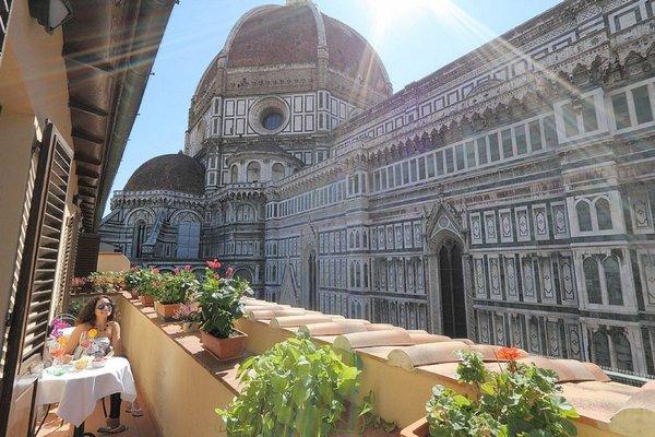 Hotel Duomo Firenze - фото 20