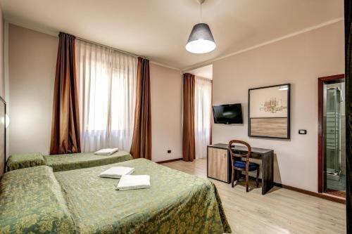 Hotel Basilea - фото 50