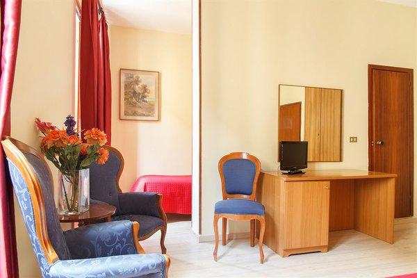 Hotel Basilea - фото 7