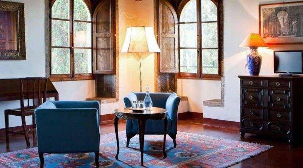 Hotel Torre di Bellosguardo - фото 4
