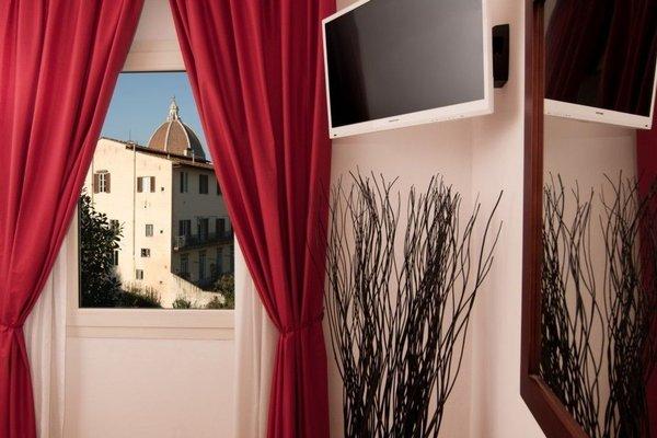 Hotel Cardinal of Florence - фото 18