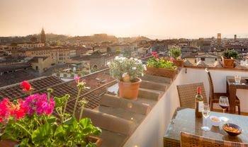 Hotel Torre Guelfa Palazzo Acciaiuoli - фото 20