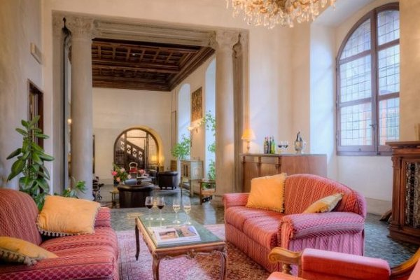 Hotel Torre Guelfa Palazzo Acciaiuoli - фото 5