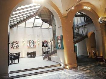 Borghese Palace Art Hotel - фото 14