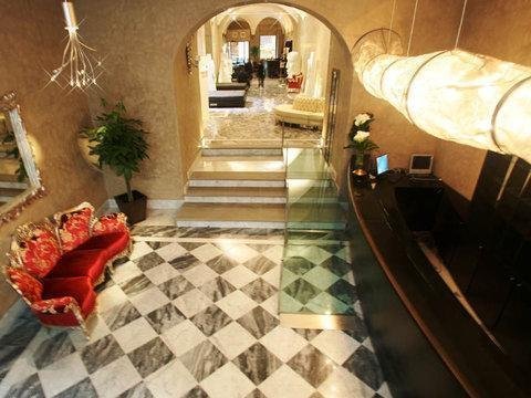 Borghese Palace Art Hotel - фото 15