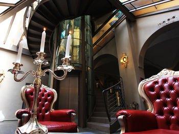 Borghese Palace Art Hotel - фото 16