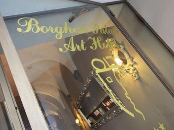 Borghese Palace Art Hotel - фото 21
