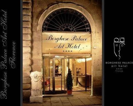 Borghese Palace Art Hotel - фото 23