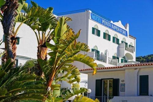 Hotel Punta Imperatore - фото 50