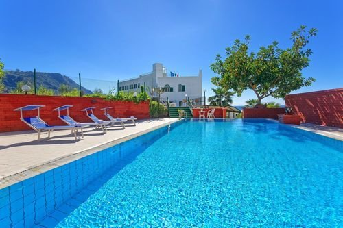 Hotel Punta Imperatore - фото 13