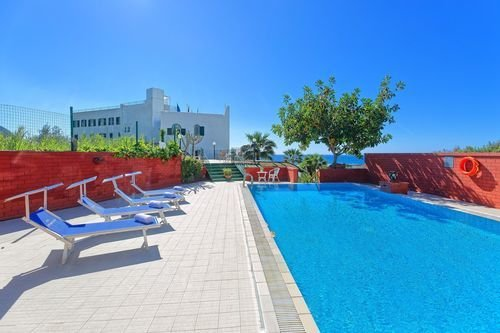 Hotel Punta Imperatore - фото 14