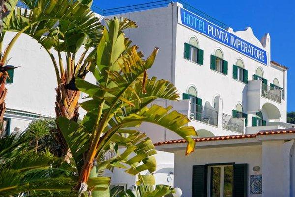 Hotel Punta Imperatore - фото 18