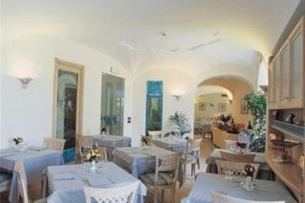 Hotel Punta Imperatore - фото 8