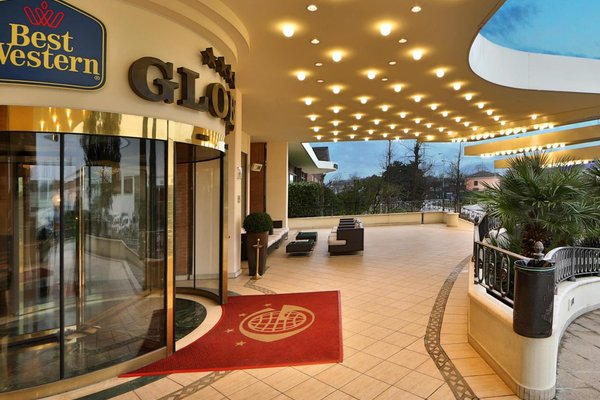Best Western Hotel Globus City - фото 21