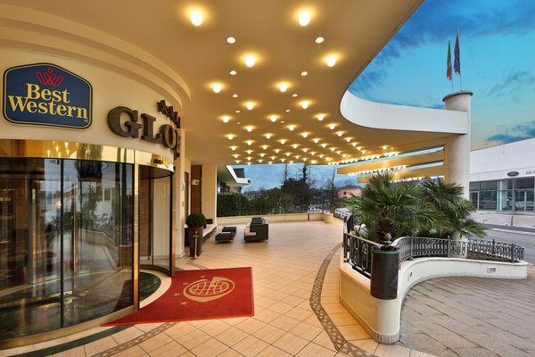 Best Western Hotel Globus City - фото 6