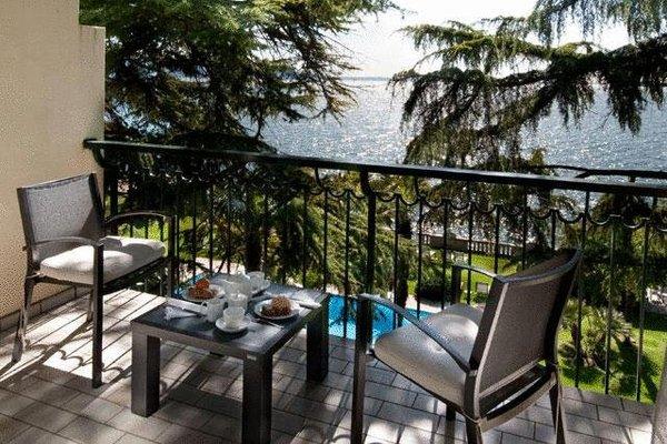 Hotel Villa Capri - фото 11