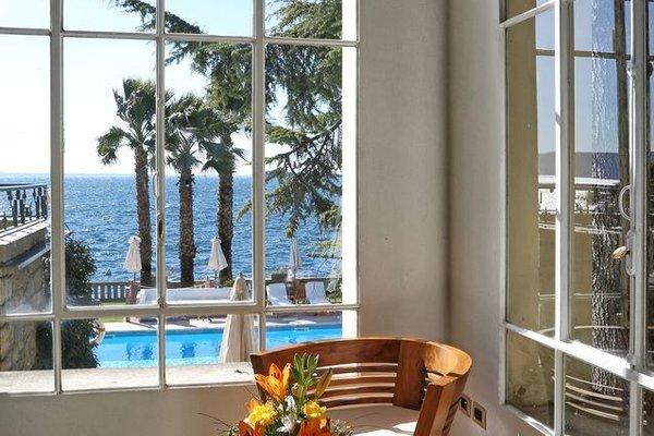 Hotel Villa Capri - фото 12