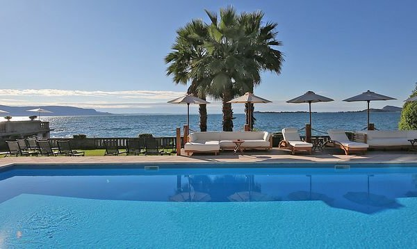 Hotel Villa Capri - фото 17
