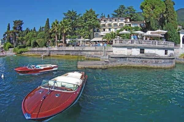Hotel Villa Capri - фото 20