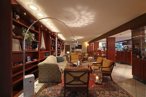 Hotel Villa Capri - фото 3