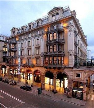 Hotel Bristol Palace - фото 18