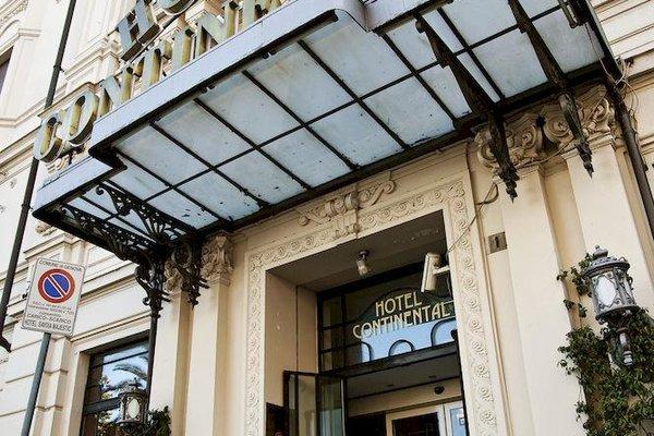 Hotel Continental Genova - фото 50