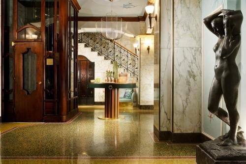Hotel Continental Genova - фото 13