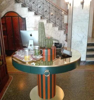 Hotel Continental Genova - фото 14