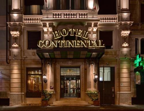 Hotel Continental Genova - фото 20