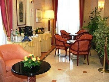 Hotel Continental Genova - фото 9