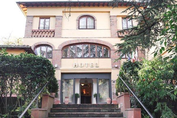 Villa Ambrosina - фото 22