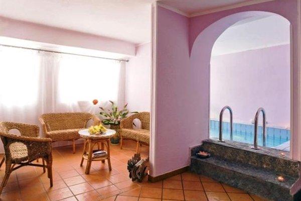 Hotel Antares on the Beach - фото 16