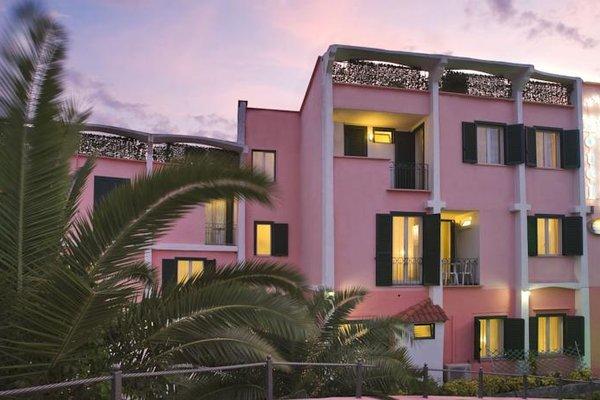 Hotel Antares on the Beach - фото 22