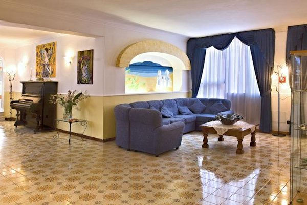 Hotel Antares on the Beach - фото 6