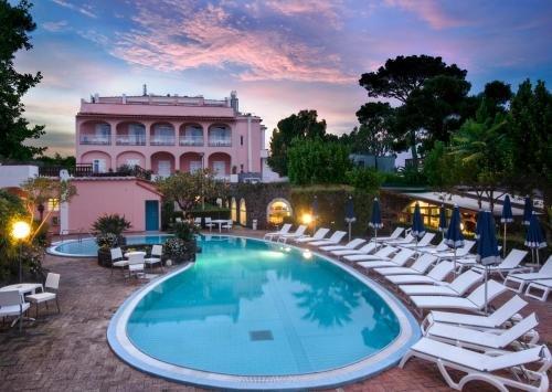Best Western Regina Palace Terme - фото 21