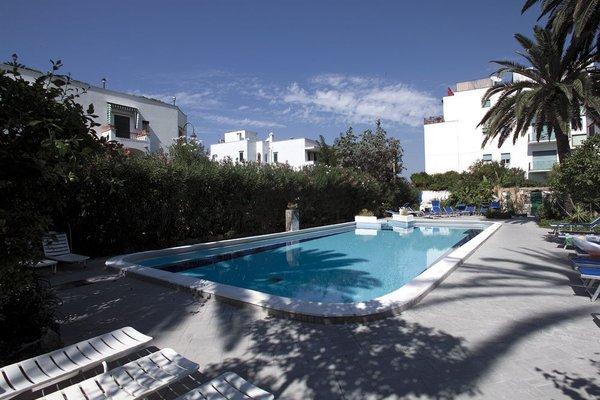 Hotel Villa Paradiso - фото 7