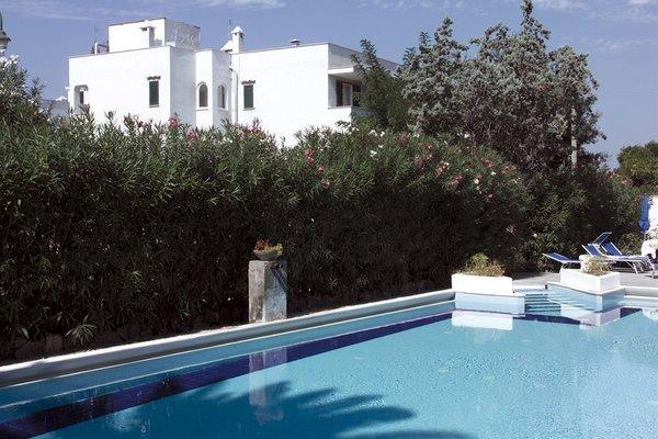 Hotel Villa Paradiso - фото 8