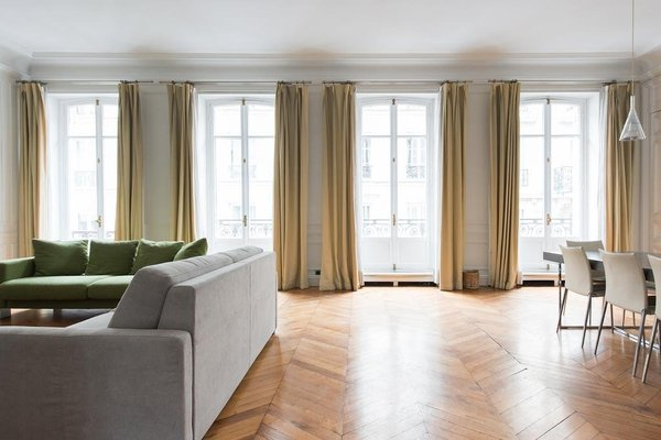Luxury Design Champs Elysees Flat - фото 20