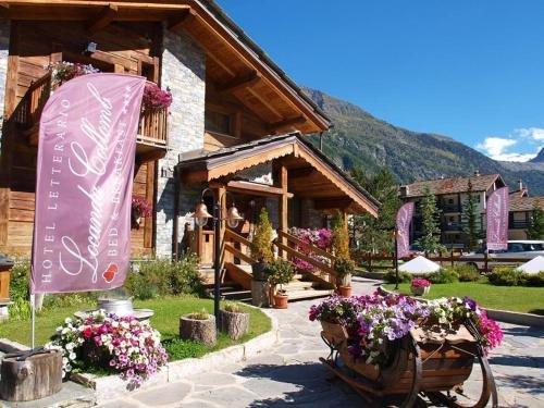 Hotel Letterario Locanda Collomb - фото 18
