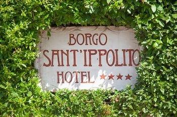 Borgo Sant'ippolito Country Hotel - фото 19