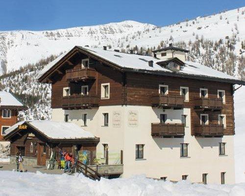 Hotel La Colombina - фото 21