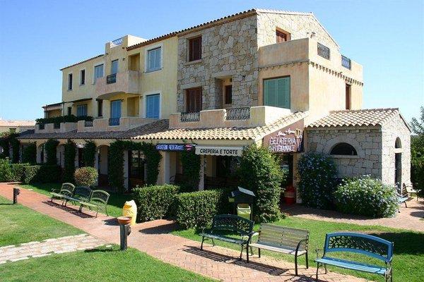 Il Borgo Hotel, Murta Maria