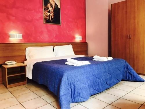 Hotel Pellegrino E Pace - фото 2