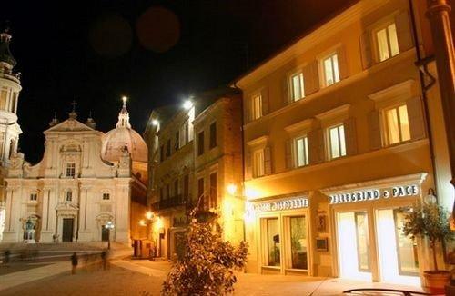 Hotel Pellegrino E Pace - фото 21